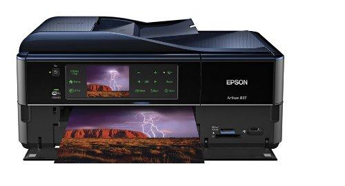 epson artisan 837 wireless all in one color inkjet printer copier rh amazon ca Epson Artisan 837 Staples epson artisan 837 online user's guide