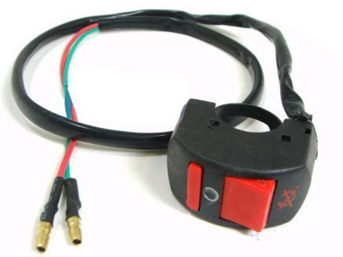 Lumix GC Kill Switch Button For Honda CRF50 XR50 CRF70 Dirt Pit Bikes CT70 Mini Trail Bikes