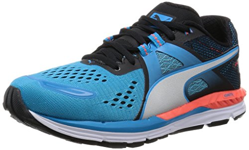 Ignite Chaussures 600 puma Silver Puma De asphalt Multicolore Speed Mixte Adulte Course atomicbleu xBw1Ep
