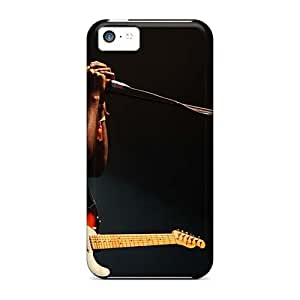TammyCullen Iphone 5c Shock Absorption Hard Cell-phone Cases Allow Personal Design Fashion Bloc Party Band Skin [onQ868lLfB]