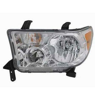 driver-side-front-capa-headlight-toyota-sequoia-toyota-tundra-head-light-assembly-without-auto-level