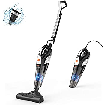 Amazon.com - iwoly V600 Vacuum Cleaner 600W Lightweight ...