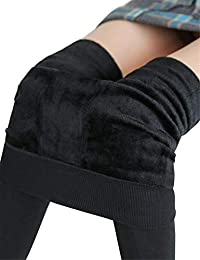 Women's Winter Leggings Warm,Leggings,Fleece Lined Thick Tights