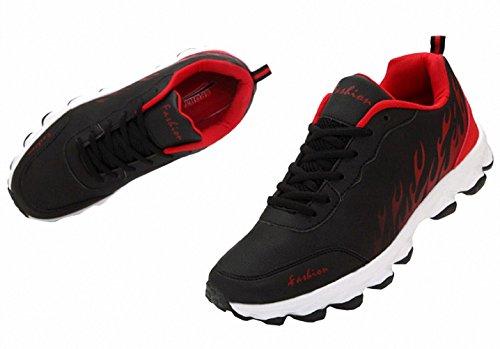 Ben Sports zapatillas de deporte trail Running de hombre pare mujor negro