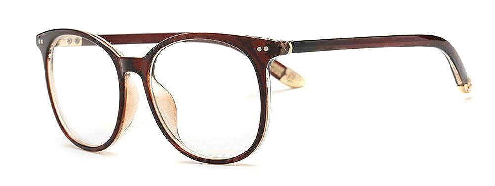Outray Unisex Retro B138 Wayfare Clear Lens Glasses E2138c1