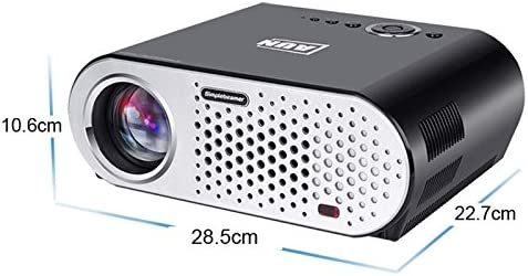 Wewoo Proyector LED Version basique Mini proyector 3200 ...