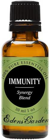 Immunity Synergy Blend Essential Oil (previously known as Renew) by Edens Garden- 30 ml