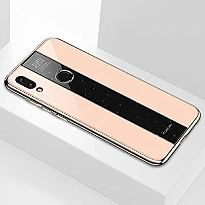 Amazon.com: JIN Phone Accessory Electroplated Mirror Glass ...