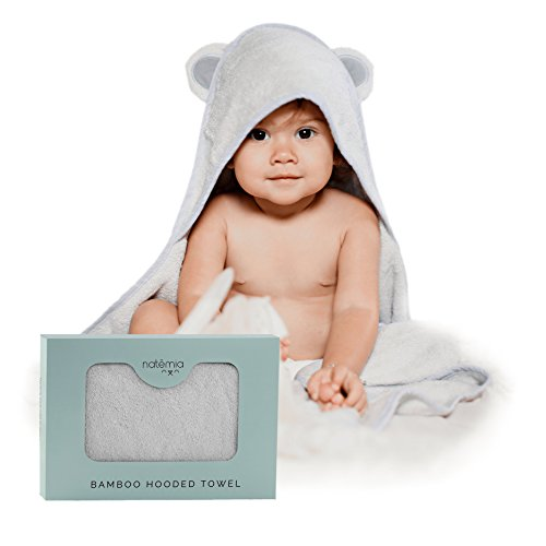 Baby Absorbent Back Towel (Bear) - 1