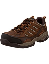 for Work Men's Command Steel Toe Lace-Up