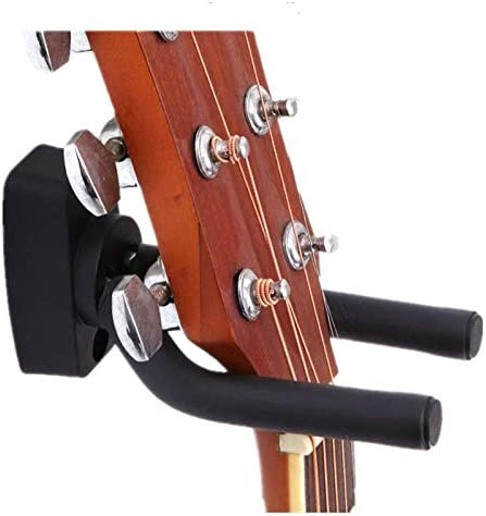 Soporte de pared para guitarra, bajo y ukelelele: Amazon.es ...