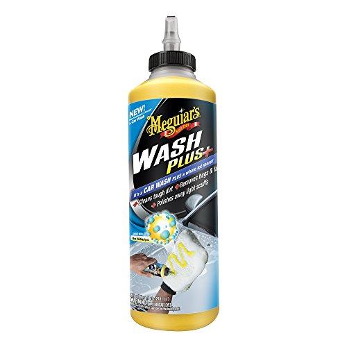 Meguiar's G25024 Car Wash Plus, 24 oz.