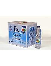 زجاجة مياه من صافي - 1.5 لتر مجموعة من 12