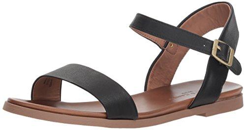 Rock & Candy Women's CARTAR Sandal, Black, 10 Medium US