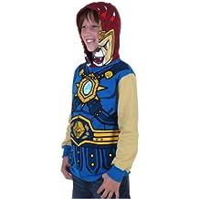 Lego legend of Chima Boys' Costume Sweatshirt Hoodie