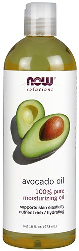 Body Care Softening (NOW Avocado Oil, 16-Ounce)