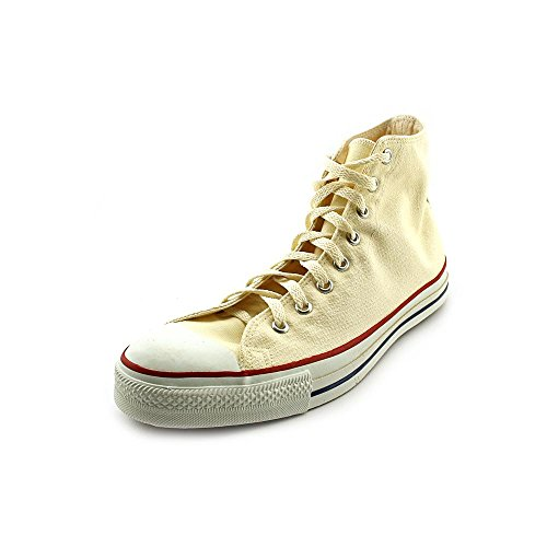 Canvas Star Converse Converse Sneaker Hi Elfenbein All Adulto Unisex All 1qf5nat5X