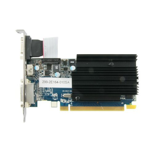 Sapphire Radeon HD 6450 1 GB DDR3 HDMI/DVI-D/VGA PCI-Express Graphics Card ()
