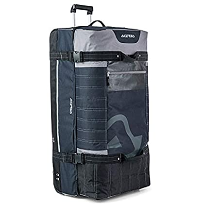Image of X-Moto Bag Black/Grey Luggage