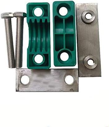 vert Powertool Lot de 2 colliers de serrage en plastique pour tuyaux hydrauliques