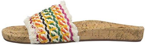 Schutz Women's KAHARA Slide Sandal, Multi, 9 M US by Schutz (Image #5)