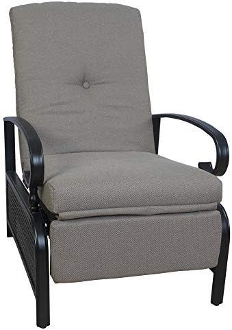 Kozyard Adjustable Patio Reclining Lounge Chair