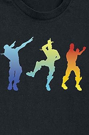 Fortnite Dance Children /& Babies T-Shirt Black