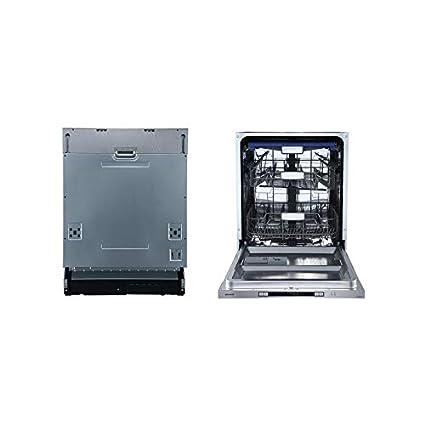 Lavavajillas integrable Infiniton DIW-BI614 clase A++ 60cm inox ...