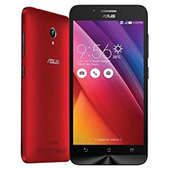 ASUS ZC500TG ZENFONE GO available at Amazon for Rs.5924