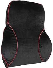 وسادة دعم الظهر لكرسي السيارة من بووم فريش - اسود