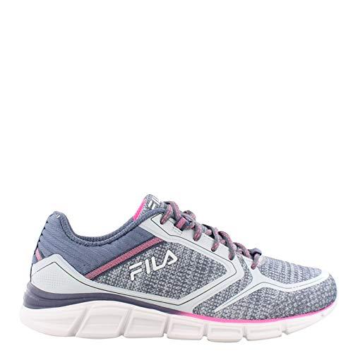- Fila Women's, Memory Aspect 8 Running Sneakers Blue 8.5 M
