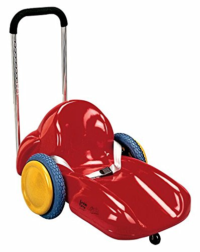 Tumble Forms 2 Ready Racer Adjustable-Height Handle, Pediatric Indoor Wheelchair Mobility Aid