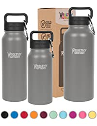 Healthy Human Stainless Steel Vacuum Insulated Water...