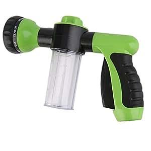 Buyplus water sprayer garden hose nozzle high for Garden hose solutions