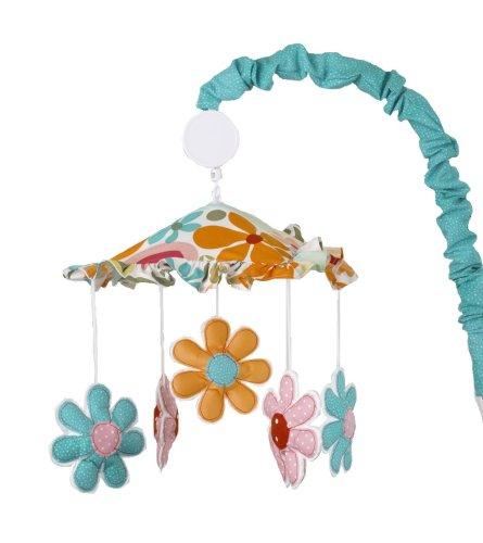 Cotton Tale Designs Lizzie Musical Mobile ()