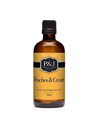 Peaches & Cream - Premium Grade Scented Oil - 100ml/3.3oz