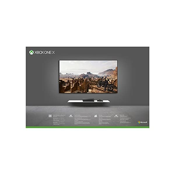 Xbox One X 1TB Console - PLAYERUNKNOWN'S BATTLEGROUNDS Bundle [Digital Code] (Discontinued) 8