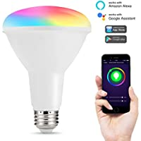 Lohas 10W Wi-Fi BR30 Flood Light Smart LED Bulbs