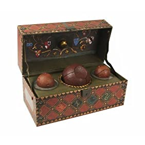 Harry Potter: Collectible Quidditch Set