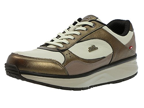 beige Beige Leather Womens Tina Joya Trainers EXSqI6Ex