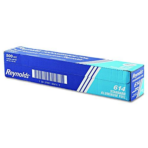- Reynolds Wrap 614 Standard Aluminum Foil Roll, 18