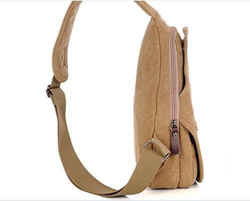 functional Laidaye Package Multi Shoulder Leisure Business Cross Travel Single Green portable Backpack Multi Oblique purpose TrnWR4qYFr