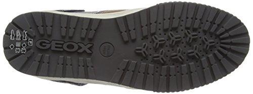 Geox Jr Mythos  - Zapatillas de deporte para niño Navy