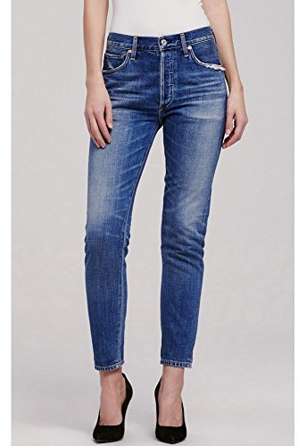 Citizens Of Humanity Classic Jeans (Citizens of Humanity Liya High Rise Classic Jean, Fade Out, 24)