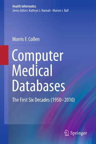 Computer Medical Databases (Health Informatics) Pdf