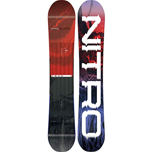 152cm Snowboard - Nitro Team Gullwing Snowboard - Men's One Color, 152cm