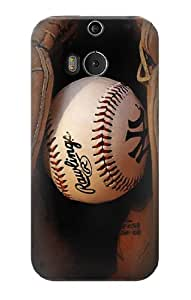 S1500 Baseball Glove Case Cover For HTC ONE M8
