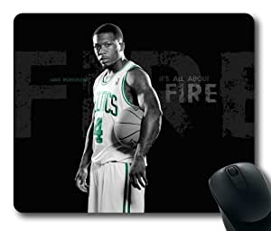 Nate Robinson Basketball NBA Boston Celtics Mouse Pad, Customized Rectangle Mousepad Diy By Bestsellcase