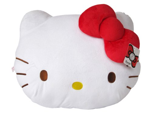 (Sanrio Hello Kitty Plush Throw Pillow - 17