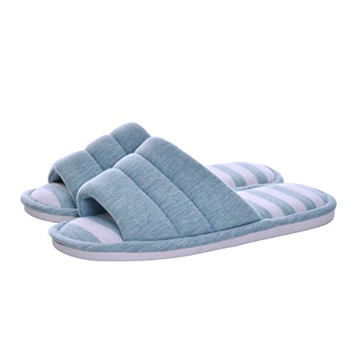 5f2c06025690 Memorygou Cozy Womens Mens Home Slippers